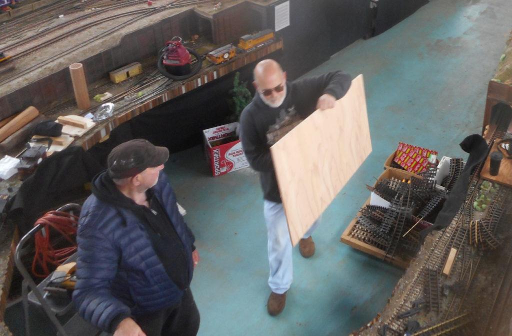 Plwood for the homestead platform